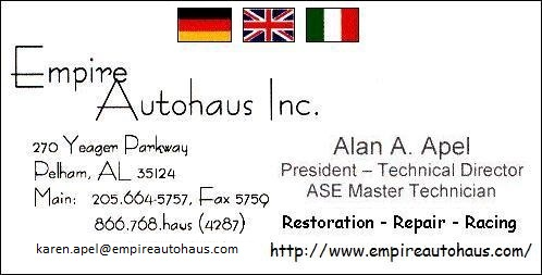 link to Empire Autohaus website
